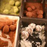 making of truffels